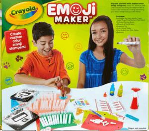 crayola emoji maker review