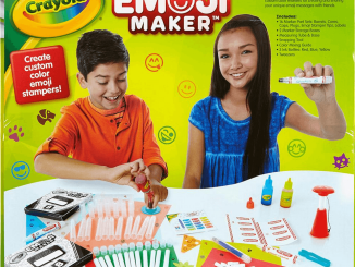 crayola emoji maker review