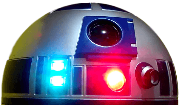 deluxe electronic 18 inch r2d2 for sale