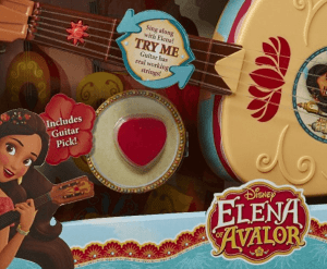 elena of avalor guitar amazon