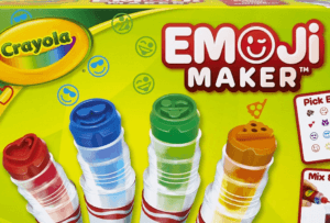 emoji maker crayola review
