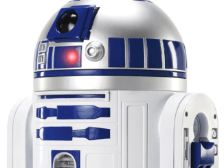 Star Wars Electronic R2-D2 review