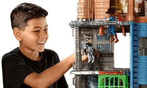 batman vs superman ultimate batcave playset