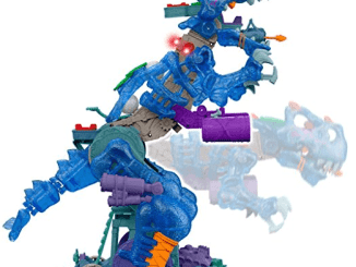 fisher price imaginext ultra t rex review