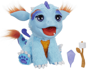 furreal friends dragon review
