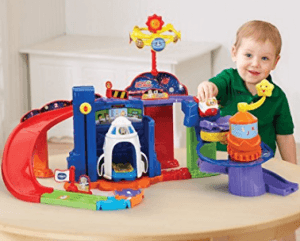 go go smart wheels blast off space station review