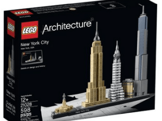 lego architecture new york city review
