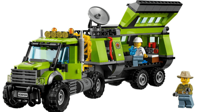 lego city volcano exploration sets