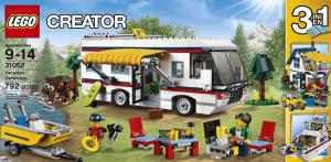 lego creator vacation getaways review