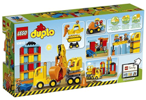 lego duplo construction site