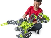 meccano meccasaur t-rex robot review