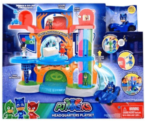 pj masks headquarter playset for sale