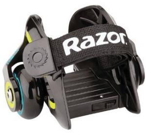 razor heel wheels review
