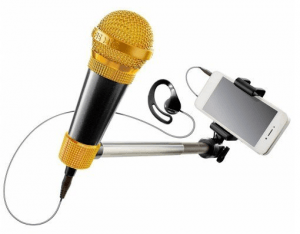 selfie mic review