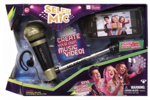 selfie mic reviews