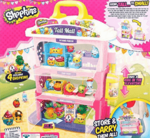 shopkins tall mall reviews