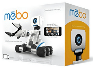 sky rocket mebo robotic claw vehicle review
