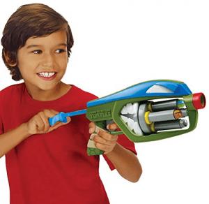 teenage mutant ninja turtles t blasts leonardo quad blaster review