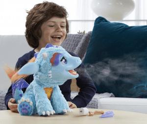 furreal dragon review
