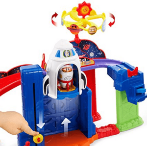 vtech blast off space station