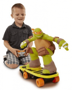 remote control skateboarding mikey