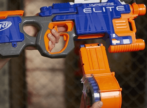 Nerf N Strike Elite Hyperfire Blaster Review Hot Toys