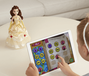 Beauty and the Beast - App Controlled Belle Review