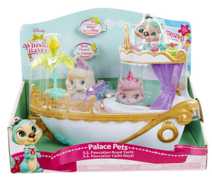 Disney's Palace Pets S. S. Pawcation Royal Yacht review