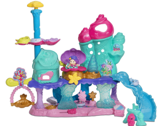 Go Go Smart Friends Shimmering Seashell Castle Review