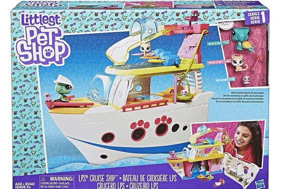 Littlest Pet Shop Cruise Ship review