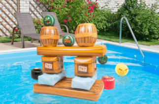 angry birds stack and splash pool game review