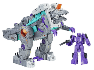 Transformers- Titans Return Trypticon review