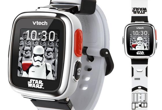 Vtech Star Wars Stormtrooper Watch Review