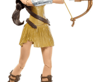Wonder Woman Bow and Arrow Doll Review