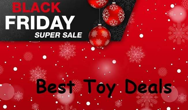 Black Friday Toy Deals 2019