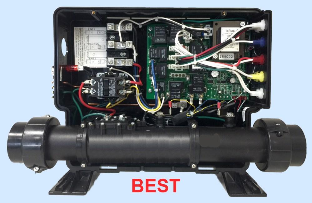 medium resolution of usc digital spa controller