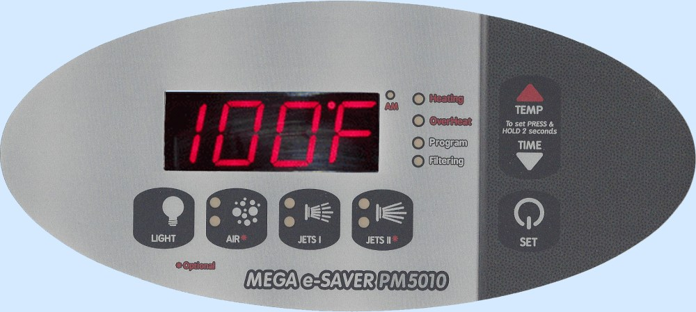 medium resolution of replacement pdc spas control for 299 95 free freight mfg direct whypm5010 digital spa side control