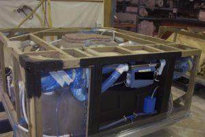 hot tub equipment