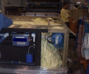 Hot Tub Foam Insulation