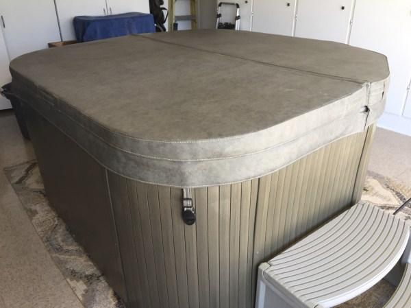 2017 Hot Springs Aquaterra 5 Seat 110v Plug Play Spa Tub Jacuzzi - Insider