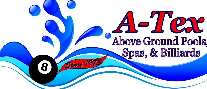 A-Tex Above Ground Pools, Spas, and Billiards