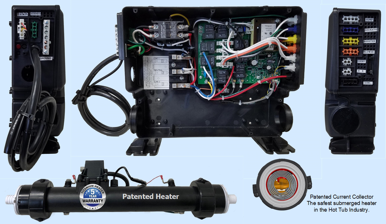 hight resolution of the usc is reliable low cost energy efficient easy to install simple to operate pleasure to own can power most saratoga spas and hot tubs worldwide