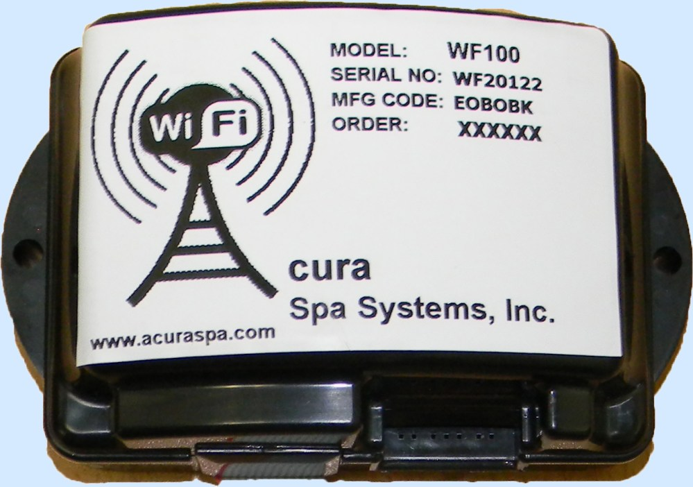 medium resolution of wf100 wi fi digital spa side control