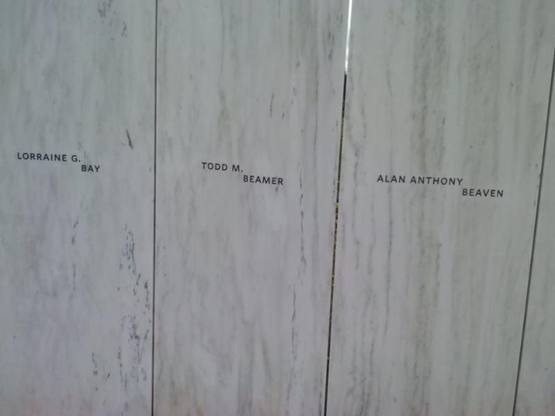 My Visit to the Flight 93 National Memorial from 9/11