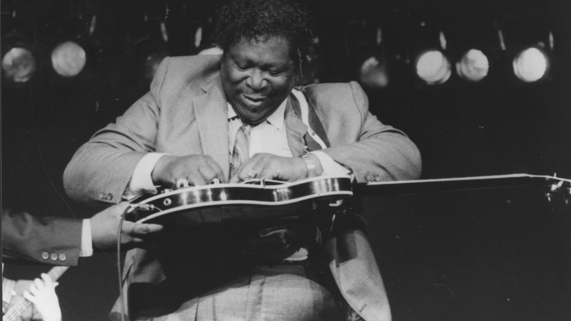 B B King Continues To Inspire Through Collection In Ole Miss Blues Archive