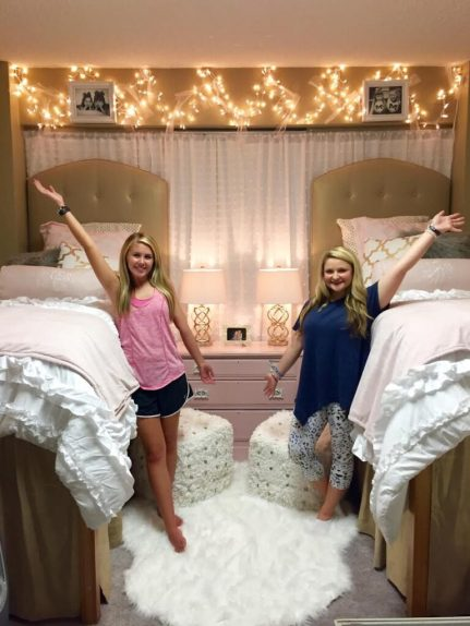 18 Amazing Coordinating Dorm Room Ideas Society19