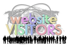 visitors to your site per pay per click