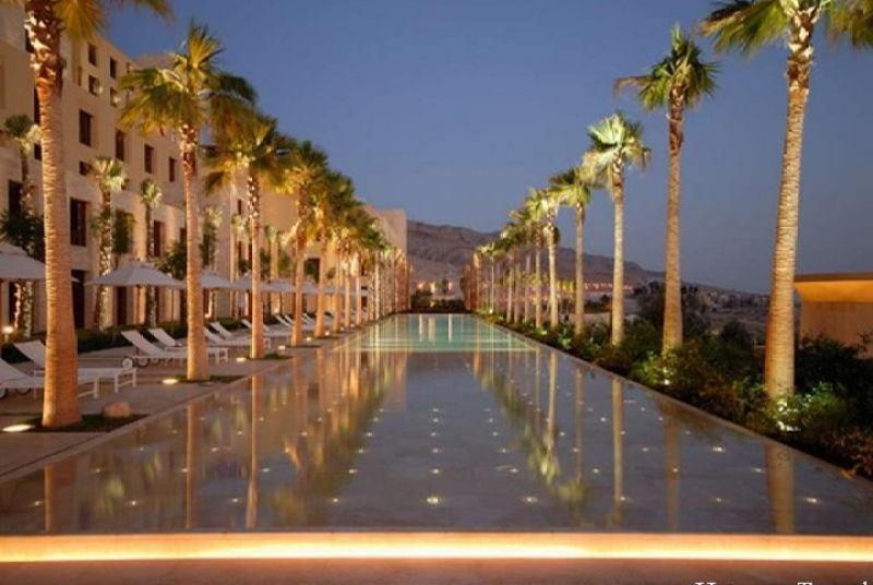 Туры и Иордания отель