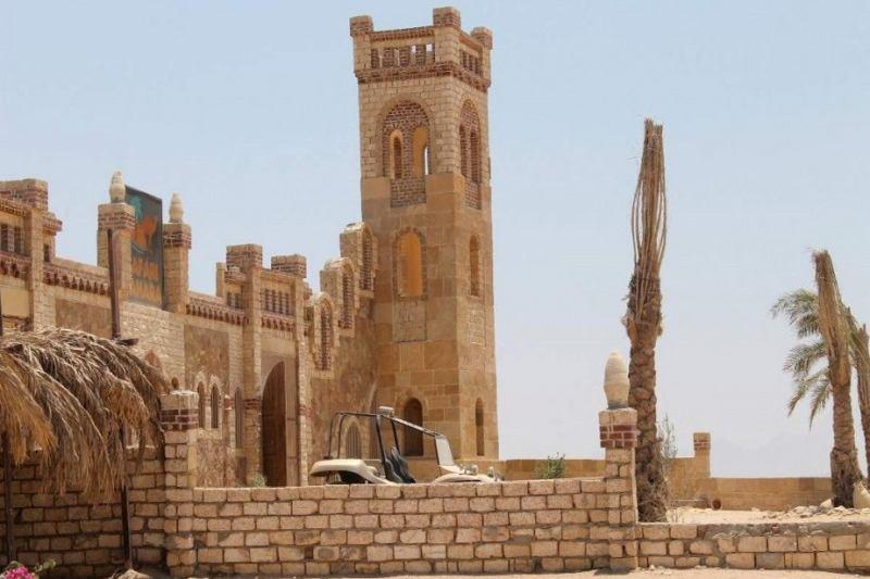 Туры в апреле в Сафагу форт