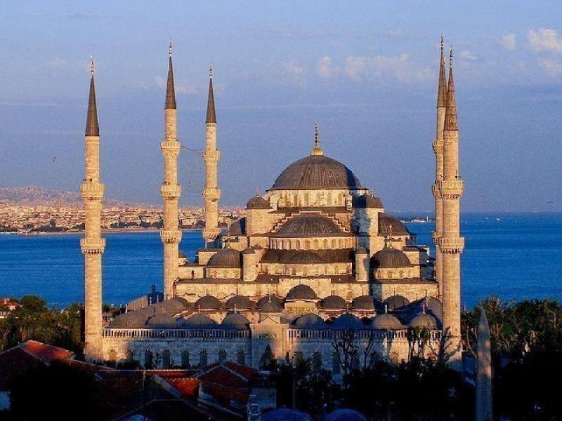 Отдых в Турции в сентябре Стамбул